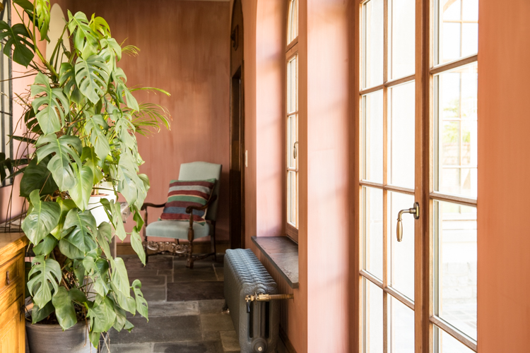 renovatie cottage Halle